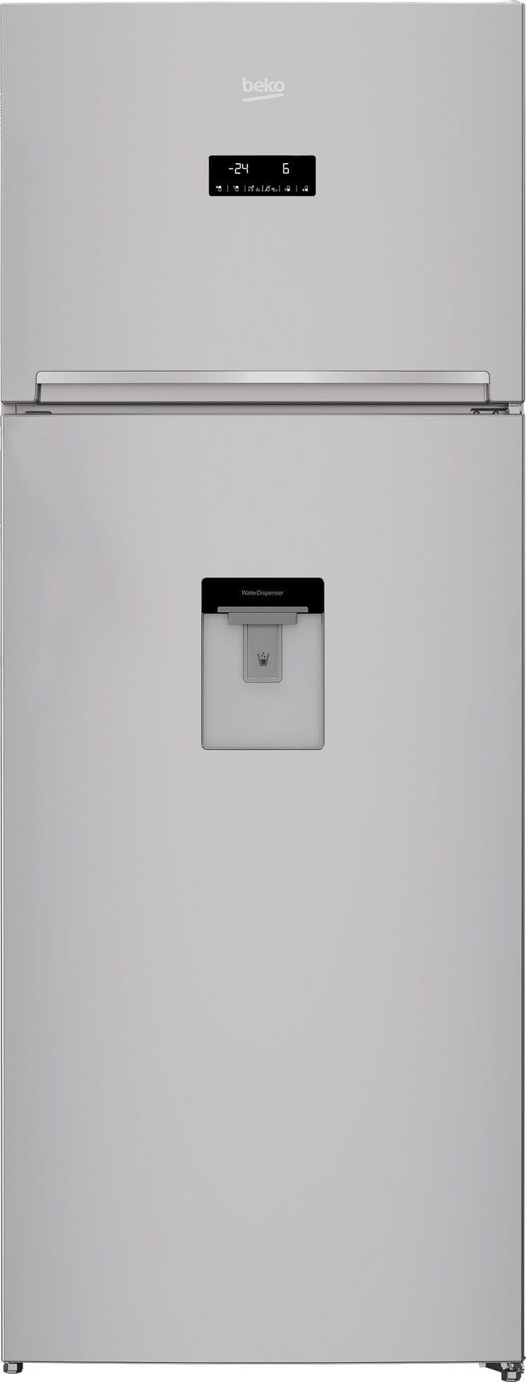 frigorifero beko frigo combinato no frost rdne455e20ds in offerta su prezzoforte 96213. Black Bedroom Furniture Sets. Home Design Ideas