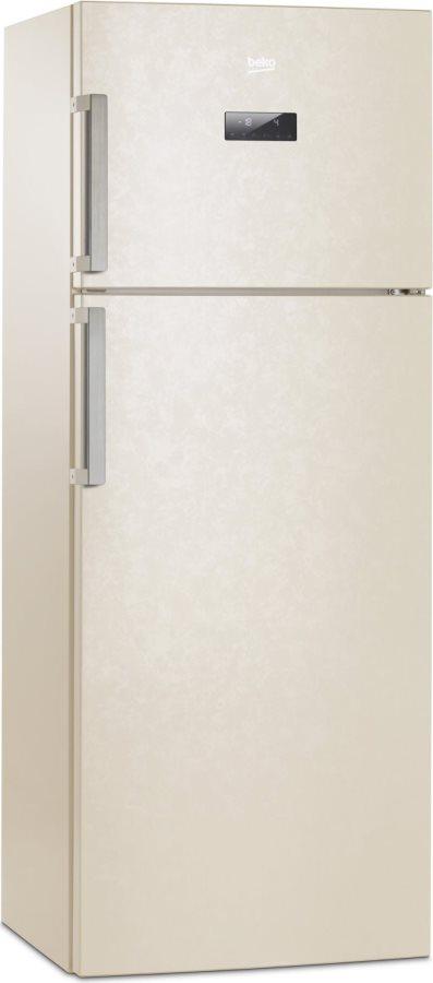 Frigorifero beko frigo combinato no frost rdne455e31zb - Frigorifero combinato o doppia porta ...