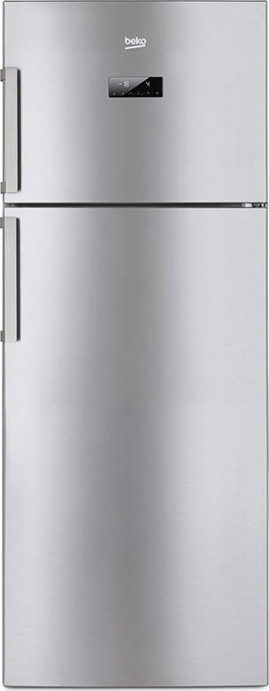 Frigorifero beko frigo combinato no frost rdne455e31zx - Frigorifero combinato o doppia porta ...