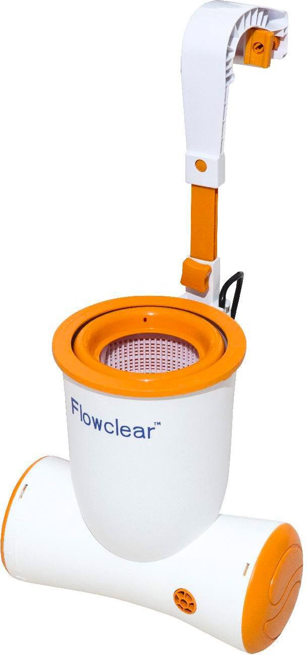 Bestway pompa filtro capacit 3974 l h 58469 flowclear for Pompe filtranti per piscine fuori terra