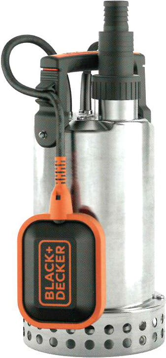 Black & Decker BXUP 750 XCE Pompa Acqua Elettropompa 0.75 Kw Acque Chiare