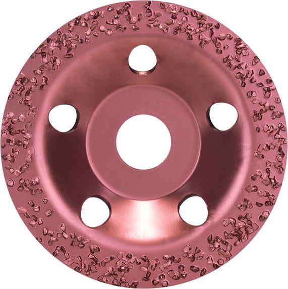 Bosch Mola a Tazza in Metallo Duro Ø mm 115 Grana Grossa 2608600175