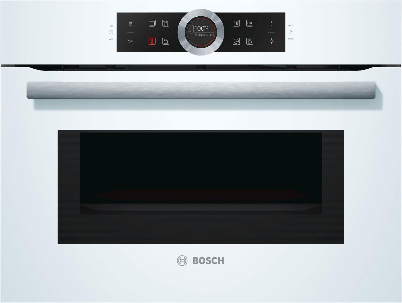 Bosch forno elettrico da incasso ventilato multifunzione - Forno microonde ventilato ...