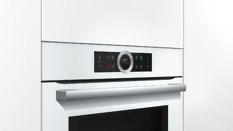 Bosch forno elettrico da incasso ventilato multifunzione - Forno elettrico microonde ...