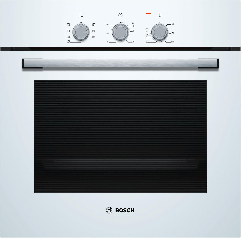 Bosch forno elettrico da incasso ventilato multifunzione con grill capacit 66 litri classe - Forno elettrico ventilato da incasso ...