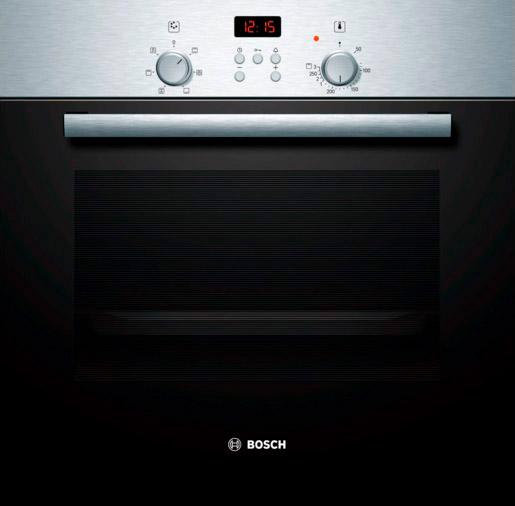 Forno bosch hbn331e4j serie 2 forno da incasso elettrico - Forno elettrico ventilato da incasso ...