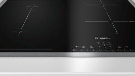 Piano Cottura Induzione Bosch 4 Fuochi 60 cm PVS645FB1E Serie 6 ...