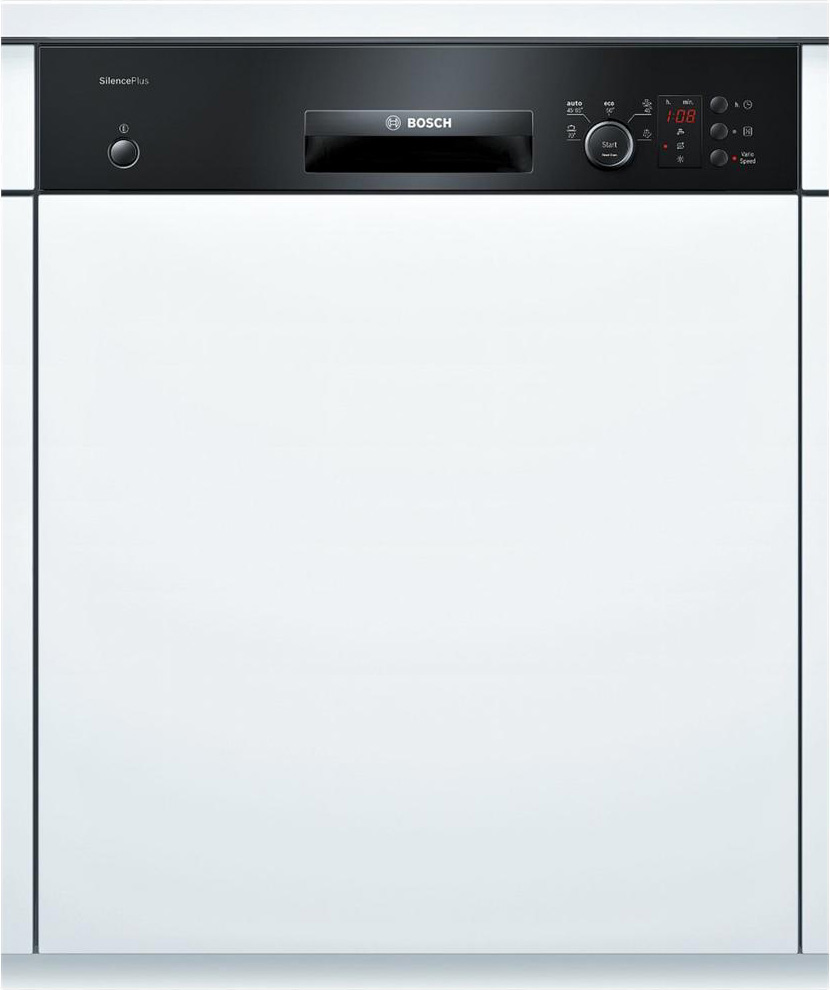 Lavastoviglie da Incasso Bosch SMI50E86EU Serie 4 Silence Plus 13 ...