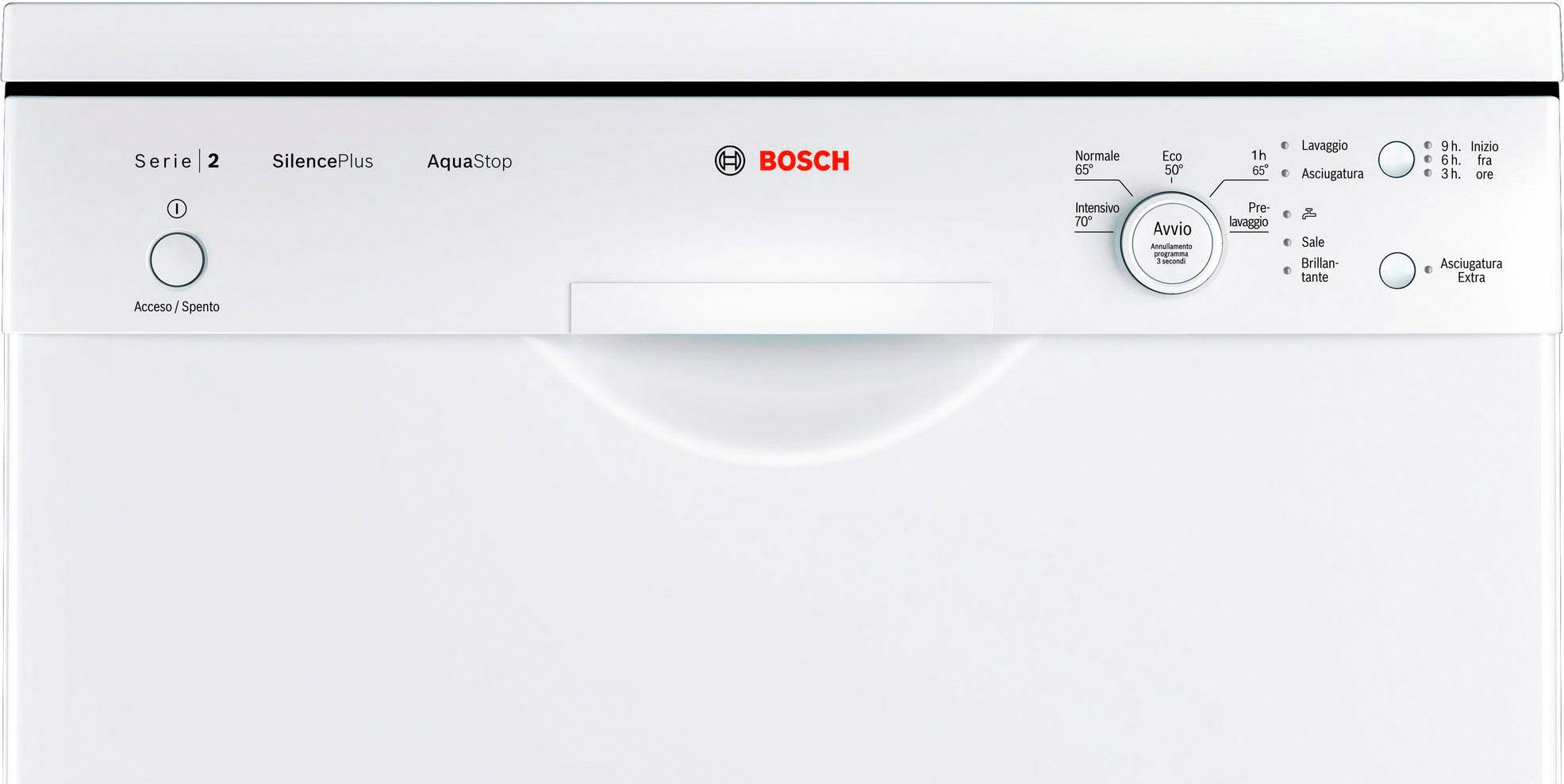 Lavastoviglie Bosch SMS25AW01J Serie 2 Offerte Lavastoviglie e ...