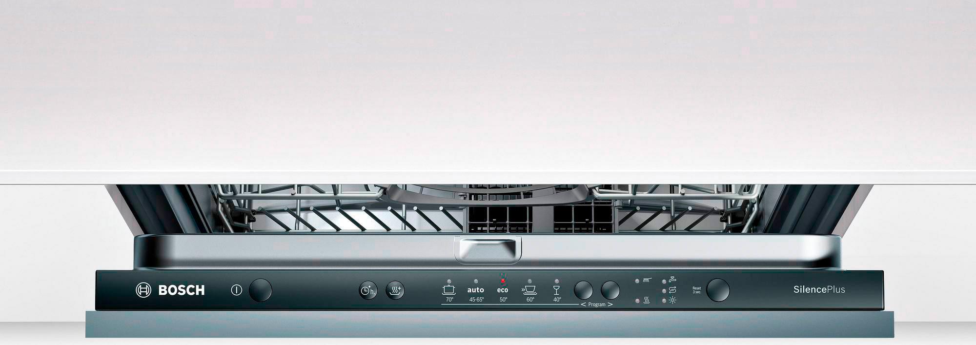 Lavastoviglie Bosch da incasso SMV25CX02E Lavastoviglie incassata ...