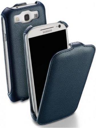 Cellular Line Cover Custodia in eco-pelle con sportellino per