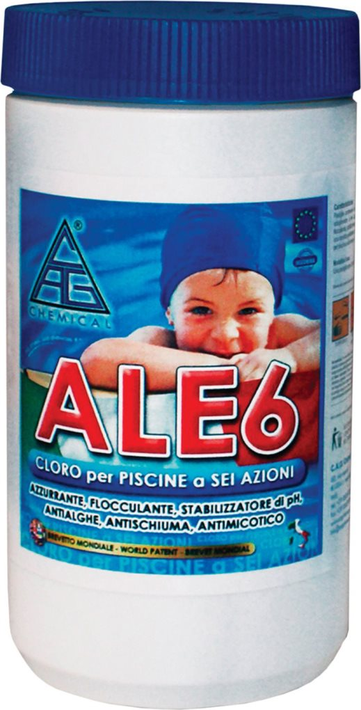 Chemical cloro per piscine in pasticche pastiglie for Cloro per piscine