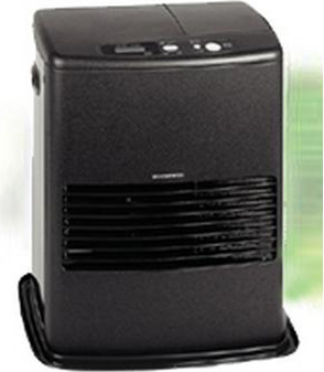 CORONA Stufa elettrica Inverter Potenza max 3000 Watt Nero - 3003-INVERTER