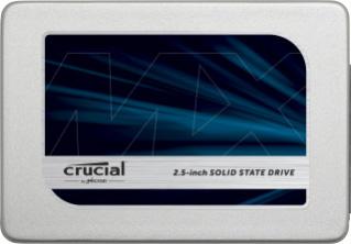 "CRUCIAL SSD Solid State Disk 25"" 275 GB Sata 3 6 GBs CT275MX300SSD1IT MX300"