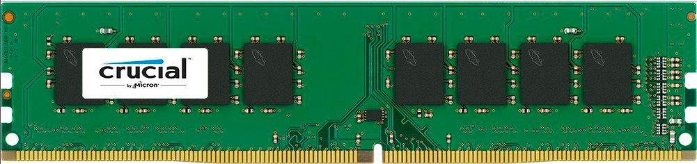 CRUCIAL Memoria RAM 4 Gb Banco Ram 288 pin DDR4 CT4G4DFS8213