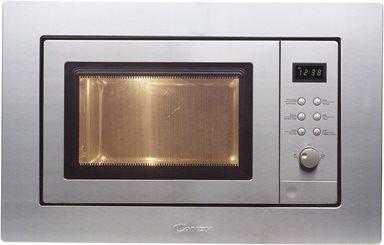 Candy forno a microonde da incasso combinato con grill - Forno microonde combinato da incasso ...
