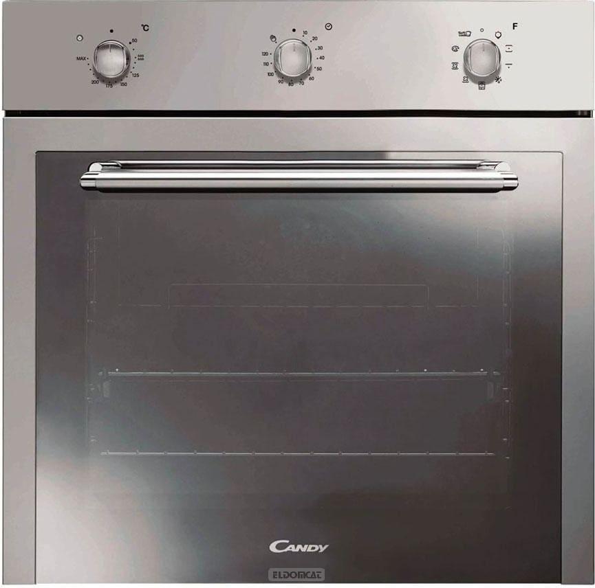 Candy forno elettrico da incasso ventilato multifunzione con grill capacit 69 litri classe - Forno elettrico ventilato da incasso ...