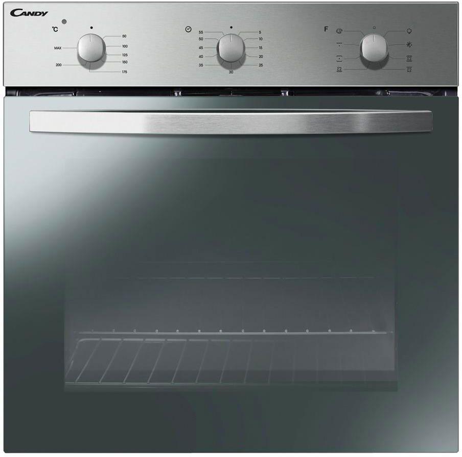 Candy forno elettrico da incasso ventilato multifunzione - Forno con funzione pizza ...