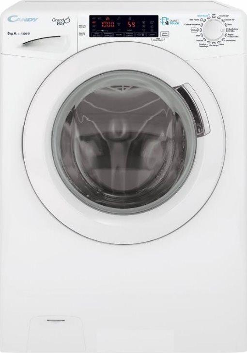 Lavatrice candy 8 kg 1300 giri gvs44 138th3 2 01 in - Profondita lavatrice ...