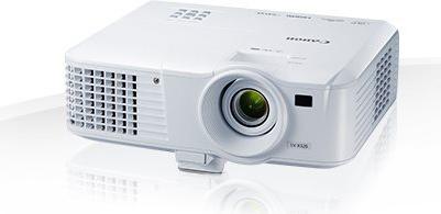 Canon Videoproiettore dlp 3200 ANSI Lumens 10000:1 4000h LAN VGA HDMI LVX320