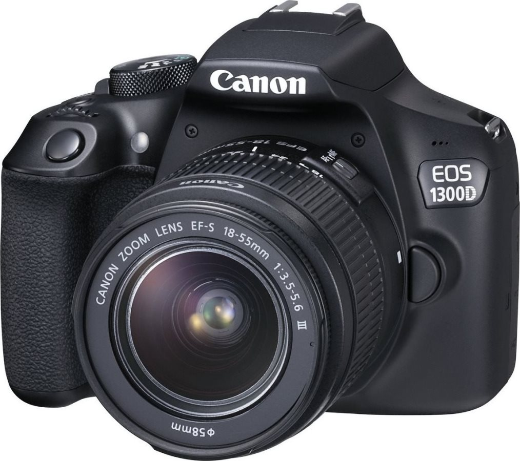 Macchina Fotografica Reflex Canon EOS 1300D Scatta l\'offerta su ...
