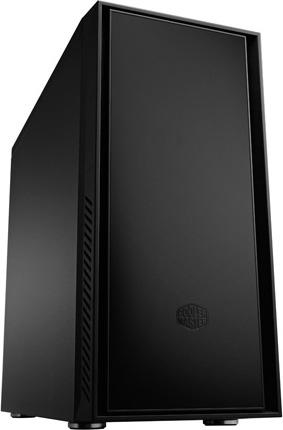 Cooler Master Case PC 550 No Alimentatore Middle Tower Micro ATX SILENCIO 550M