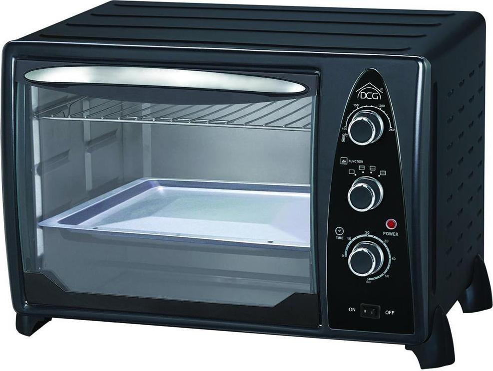 Fornetto forno elettrico dcg eltronic 35 litri 1600 watt - Fornetti elettrici ...