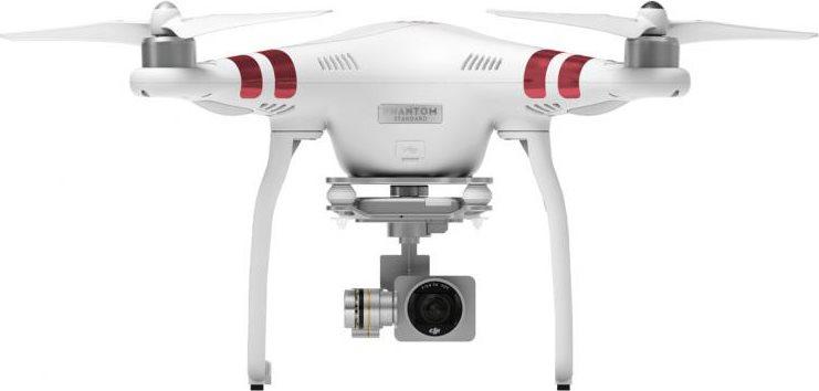 DJI Drone con telecamera radiocomandato Quadricottero 4 Rotori 3 Assi CPPT000139