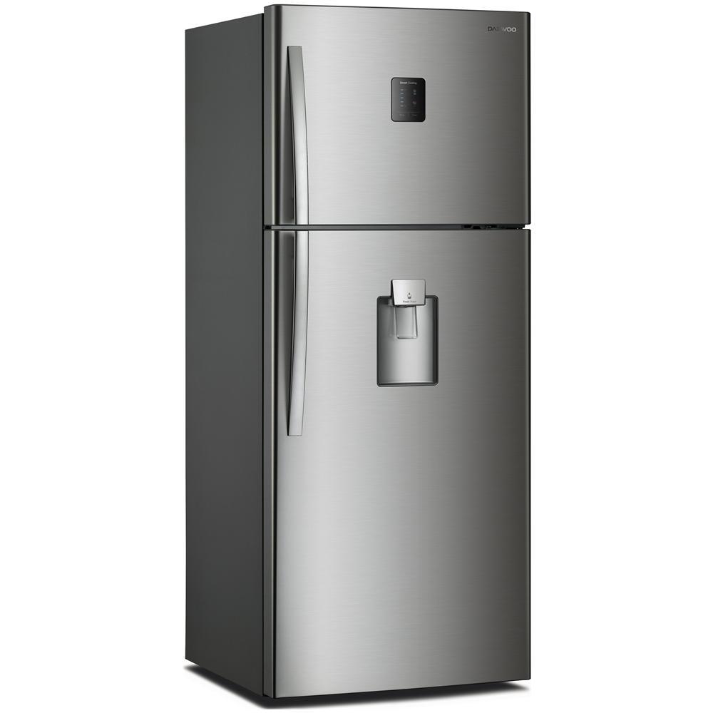 Frigorifero daewoo frigo combinato no frost fn 595nwsit - Frigorifero combinato o doppia porta ...