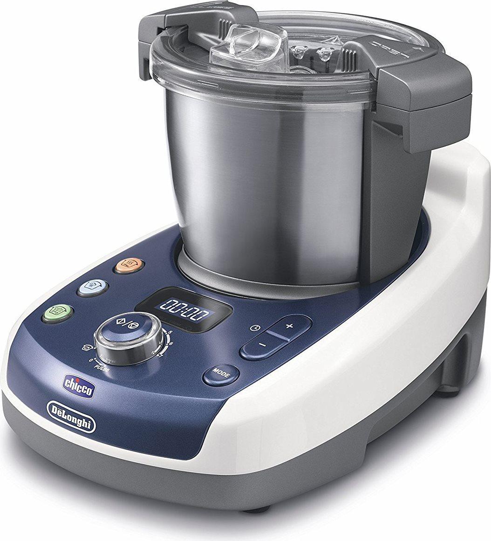 De longhi robot da cucina multifunzione blu for Robot da cucina multifunzione