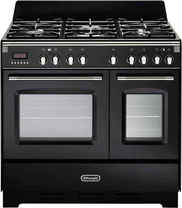 Cucina a gas de longhi mem 965 tnn forno elettrico - Delonghi cucina a gas ...