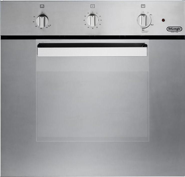 Forno de longhi nfga 4 serie flat forno da incasso a gas con grill in offerta su prezzoforte - Forno a incasso a gas ...