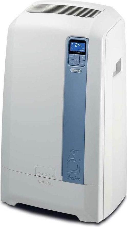 De Longhi Condizionatore Portatile Climatizzatore 12500 Btu PAC WE112 ECO Pinguino
