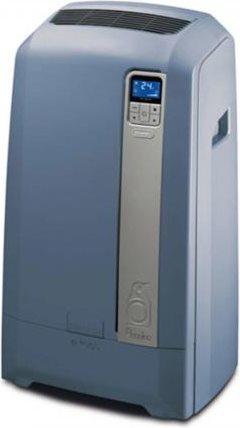De Longhi Condizionatore Portatile Climatizzatore 12500Btu PACWE128ECO SILENT Pinguino