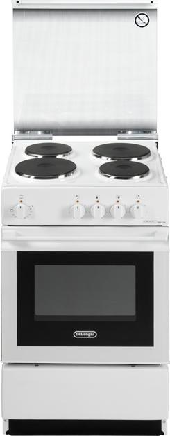 Cucina a gas de longhi sew 554 pn forno elettrico 50x50 prezzoforte 130345 - Cucina elettrica de longhi ...