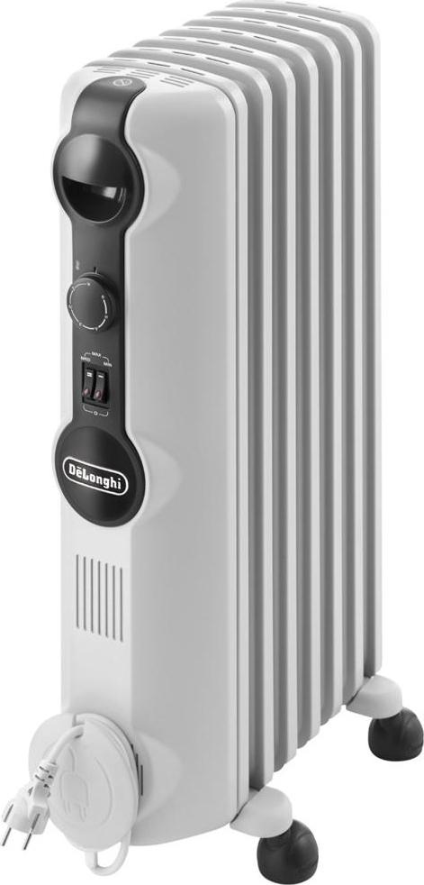 De Longhi TRRS 0715 Termosifone Elettrico Radiatore ad Olio Stufa 7 Elementi