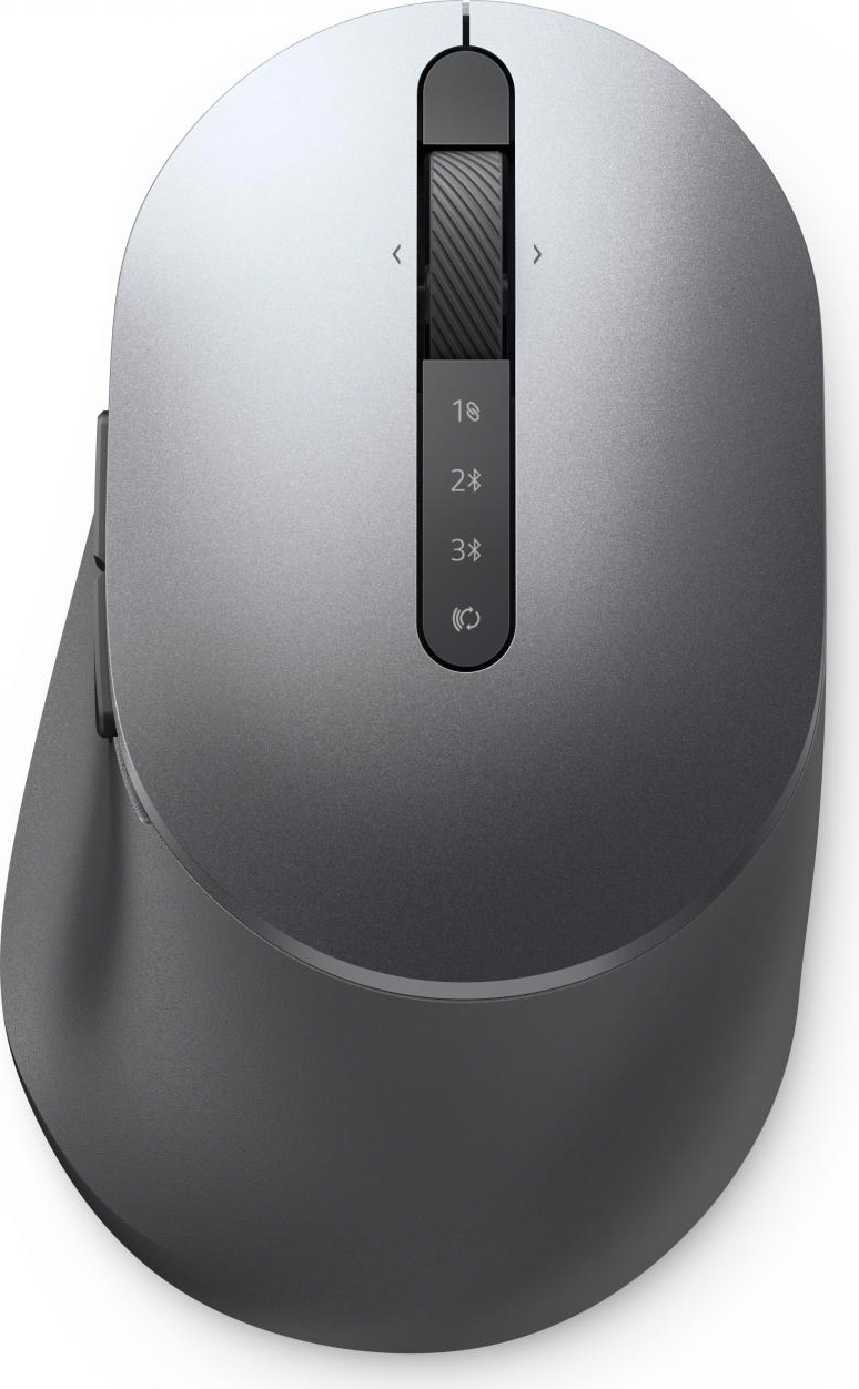 Dell MS5320W-GY Mouse 2.4 GHz Bluetooth 5.0 1600 dpi