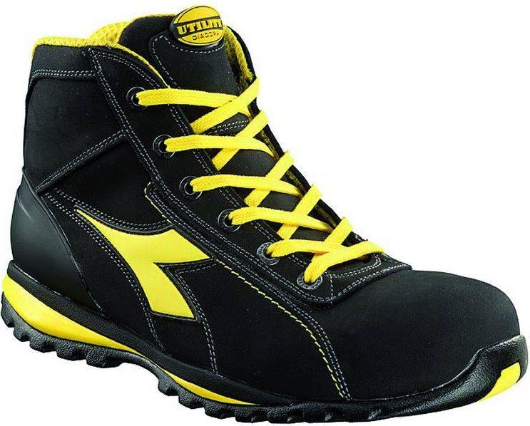 Diadora scarpe antinfortunistiche da lavoro alte puntale e lamina