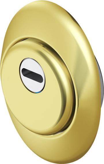 DISEC Defender Porta blindata Atra spessore h 11x25 ø 50mm Bronzo BD130-25 BD130