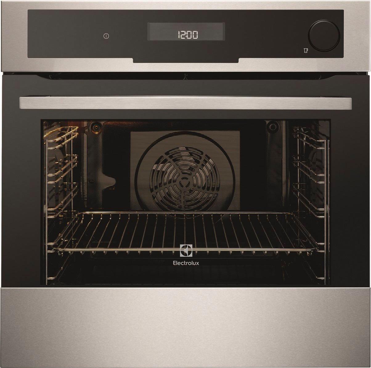 Electrolux forno elettrico da incasso ventilato multifunzione con grill capacit 72 litri classe - Forno con microonde integrato ...