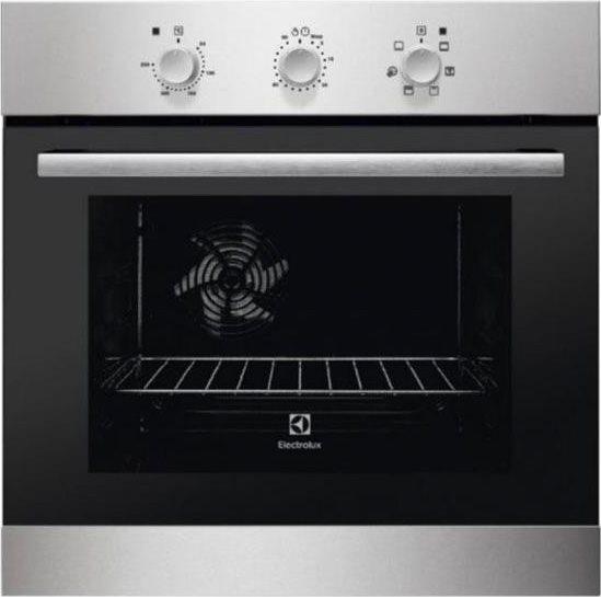 Electrolux forno elettrico da incasso ventilato con grill - Forno elettrico ventilato da incasso ...