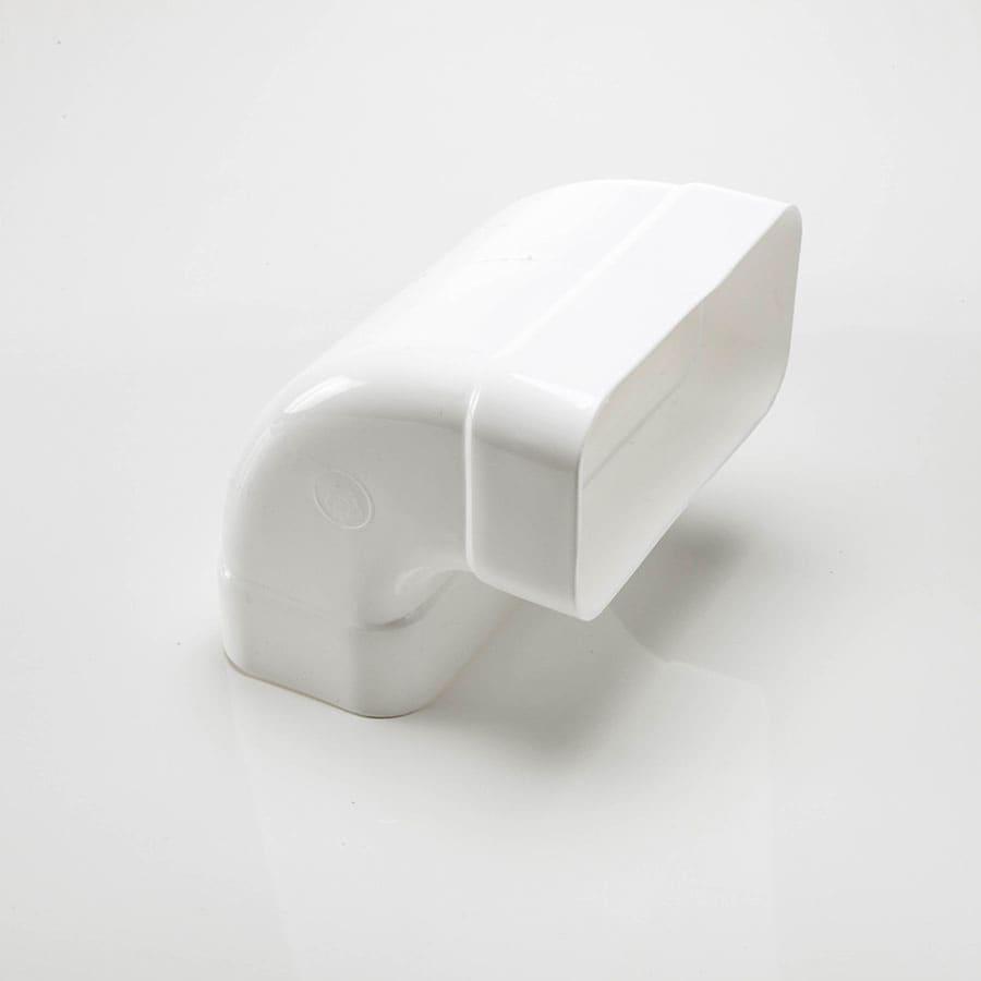 Elica Curva Rettangolare Verticale per Cappa da Cucina - 1052F