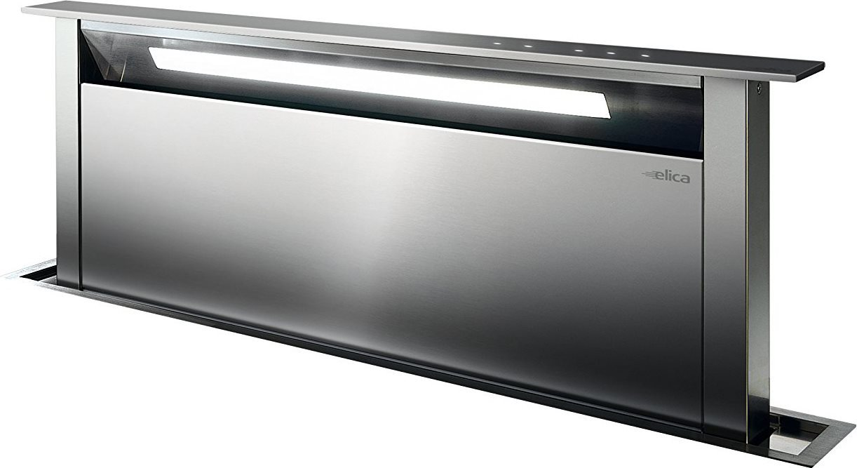 Cappa elica adagio ix f 90 prf0006197 cappa cucina 90 cm filtrante da incasso a scomparsa in - Cappa cucina 90 cm ...
