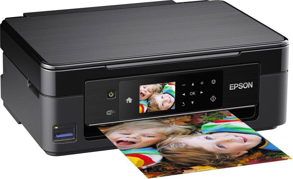 Epson stampante multifunzione colori inkjet a4 stampa for Ricambi stufe scan