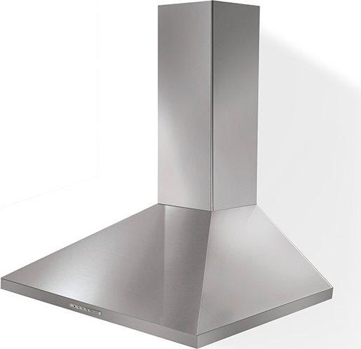 Faber Cappa Cucina Aspirante a Parete Larghezza 90 cm colore Inox ...