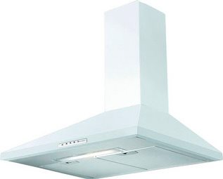 Cappa Cucina Aspirante a Parete Larghezza 90 cm colore Bianco -  110.0058.110 VALUE W A90 | Value Linea T-Shape