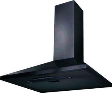 Faber cappa cucina aspirante a parete larghezza 60 cm colore nero value bk a60 - Cappa per cucina faber ...