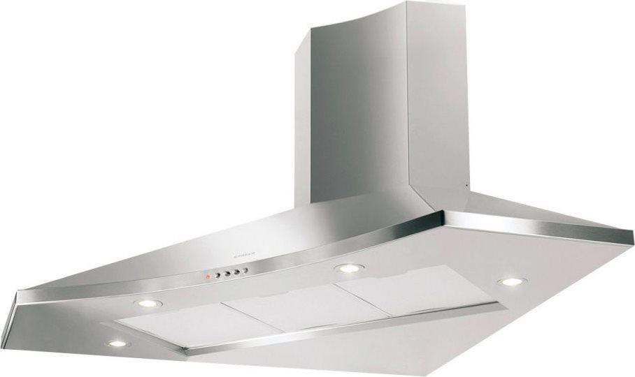 Faber Cappa Cucina Aspirante ad Angolo Larghezza 100 cm colore Inox ...