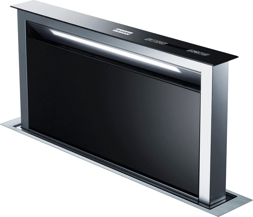 Franke Cappa Cucina Aspirante Incasso Downdraft Larghezza 88 cm ...