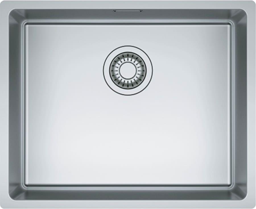 Vasca Da Cucina In Acciaio : Franke lavello cucina sottotop vasca larghezza cm materiale